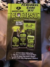 Hunting Personal Care Kit Mossy Oak Scent Killer Eclipse