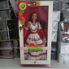 NEW Barbie Dolls Festivals of the World Cinco de Mayo Doll ~ NIB