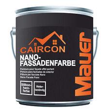Fassadenfarbe Nano Wandfarbe Fassaden Außenfarbe Abperleffekt Hausfarbe Farbwahl