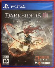 Darksiders III 3 PS4 (Sony PlayStation PS4, 2018) New Sealed FREE SHIPPING