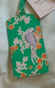 ID Holder Kate Spade Birds Party