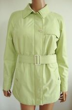$1090 LORO PIANA TRAVELLER WINDMATE STORM System Belted Jacket IT-40 US-6
