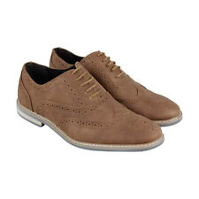 Unlisted by Kenneth Cole Joss Oxford Mens Brown Casual Lace Up Oxfords Shoes 10
