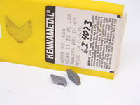 NEW SURPLUS 10PCS. KENNAMETAL  NPGR 52L GRADE: K68 CARBIDE INSERTS