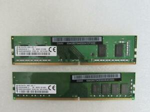 Kit Of 12GB Kingston (8GB+4GB) DDR4 PC4-2666V Unbuffered Desktop RAM