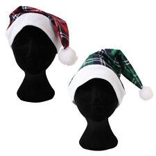 Unbranded Christmas Velvet Costume Cloches