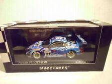 Minichamps 1/43 Porsche 911 GT3 RSR #81 24hLe Mans 2004