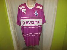 """MSV Duisburg Original uhlsport Ausweich Trikot 2008/09 """"EVONIK"""" Gr.XXL"""