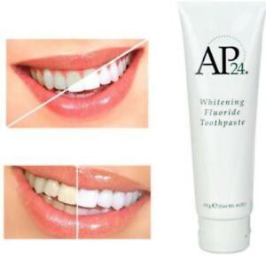 OFFER!! Nu Skin Ap-24 Whitening Fluoride Toothpaste Exp2021 110g Full AUTHENTIC