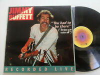 JIMMY BUFFETT You Had To Be There... SPAIN GF LP VINYL 1979 EX