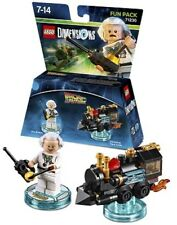 LEGO Video Game - Dimensions Level Pack - Doc Brown 71230 - New & Sealed