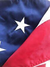 "4' X 6'  NYLON U.S AMERICAN  FLAG  OUTDOOR NEW AMERICAN MADE (48"" X 72"")"