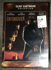 Unforgiven (Dvd, 2007) New Clint Eastwood Collection