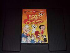150 CARTOON CLASSICS (Animated Features) BRAND NEW! DVD (2006)