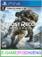 PS4 Tom Clancy's Ghost Recon Breakpoint [R3] ★Brand New & Sealed★