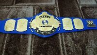 WWF Ultimate Warrior Classic Gold Winged Eagle Championship Belt (2mm plates)