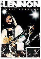 John Lennon & The Plastic Ono Band: Sweet Toronto 1969 [DVD] (New & Seal