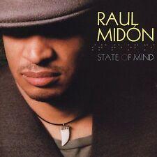 State of Mind by Raul Midón (CD, Jun-2005, Manhattan)
