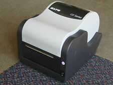 SATO CX400 EX2 Direct Thermal Transfer Barcode Label Printer Incl PSU 173 Inch