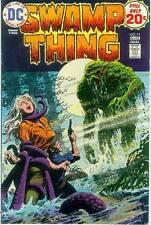 Swamp Thing # 11 (Nestor Redondo) (Estados Unidos, 1974)