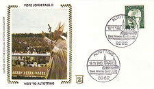 1980 POPE JOHN PAUL II ALTOTTING GERMANY VISIT COVER