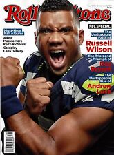 NEW Rolling Stone Magazine NFL Special Russell Wilson Seahawks No Mailing Label!