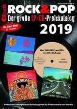 Der gro�Ÿe Rock & Pop LP/CD Preiskatalog 2019 %7c Martin Reichold %7c 2018 %7c deutsch