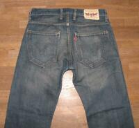 """tolle LEVI`S 504 STRAIGHT Jeans / Blue-Jeans in dkl.- blau W30""""/ L34"""""""