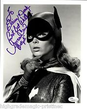 Yvonne Craig 60'S Tv Batgirl (Deceased) Signed 8X10 Jsa Authenticated #N38970