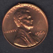Prueba de 1964-P trigo de Lincoln Monedas De Un Centavo Penny Usa