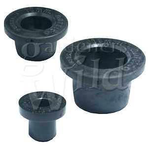 qGROMMET TANK CONNECTOR TAKE OFF top hat irrigation pipe fitting rubber ANTELCO