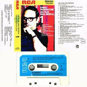Ennio Morricone - Un Film Una Musica (ITA 1974 RCA LPK 10599-1) Musicassetta