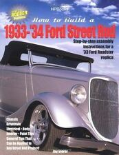 How to Build a 1933-1934 Ford Street Rod HP1479 (Kit Car)-ExLibrary