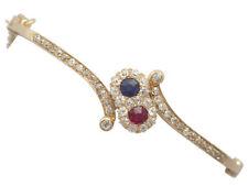 10k Ruby Fine Bracelets