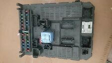 Citroen c5 Steuergerat Modules Contrôleur BSI t04 -00 9649301780 FUSE BOX