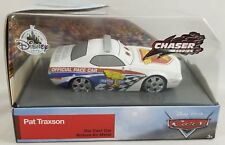Disney Store Pixar Cars Pat Traxson Die Cast Car Chaser Series Limited Edition