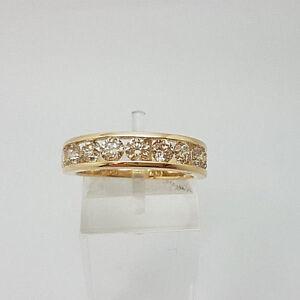 Fabulous 9ct Gold 1.5ct Diamond Eternity Ring.  Goldmine Jewellers.