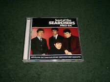 Best Of The Searchers 1963-64~NEW UK Import CD~UK Pop Rock~FAST SHIPPING!!!