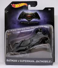 Batman V Superman Batmobile Hot Wheels Die-cast 1:50 Scale Model Toy Car 8+