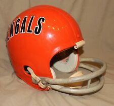 1979 Cincinatti Bengals Ken Anderson Style Wilson F-2211 Football Helmet!