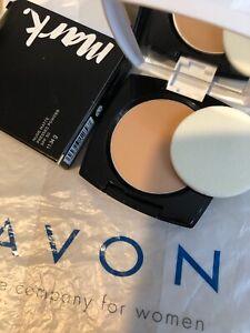 Avon MARK Nude Matte Pressed Powder SPF 30 BNIB - NATURAL-  FREE POST