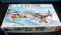 hobby craft HC1241 modellflugzeug bausatz JU 87G STUKA ovp 1:72