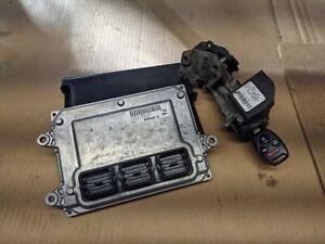 2007 Honda Civic SI Ecu Ignition And Key