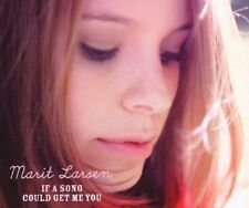 Lasig Larsen if a Song could get me you (2009) [Maxi-CD]