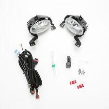 Clear Lens For 2010 2011 Honda CR-V CRV Fog Driving Lights w/Switch Bulbs Wiring