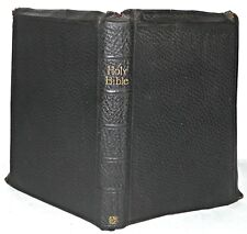 *The Holy Bible, Old And New Testaments,  Eyre & Spottiswoode, Minion 16mo c1905