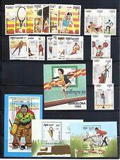 Cambodia Albertville/Barcelona Olympics  MNH Superb $34