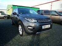 Land Rover Discovery Sport HSE 2.2 SD4 Automatic in Corris Grey
