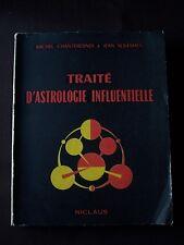 Traité d'astrologie influentielle