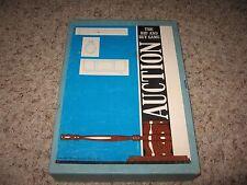 VINTAGE 1965 AUCTION (BID & BUY) GAME RARE  (UNIVERSAL GAMES)